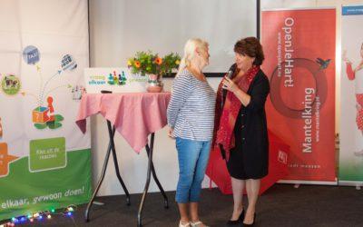 Videoverslag start Mantelkring Den Haag