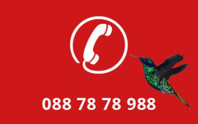 Aandachtcentrum voor telefonische ondersteuning kwetsbare mensen