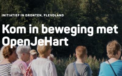Artikel OpenJeHart op campagnesite VWS