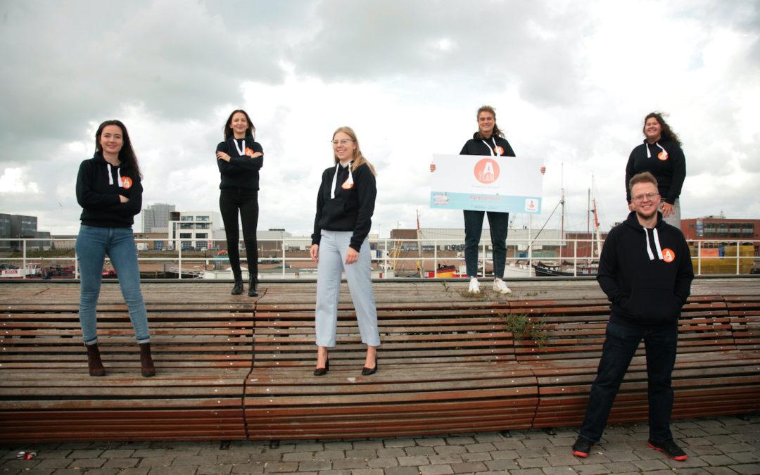 Het A Team uit de startblokken tegen eenzaamheid onder jongeren